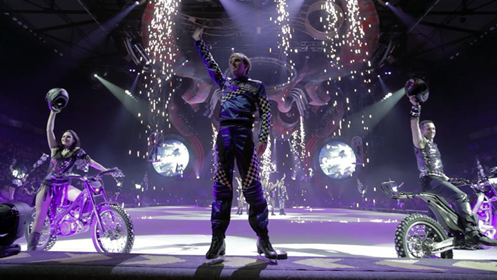"EPK für die Holiday On Ice Show ""SPEED"" von Stage Entertainment"