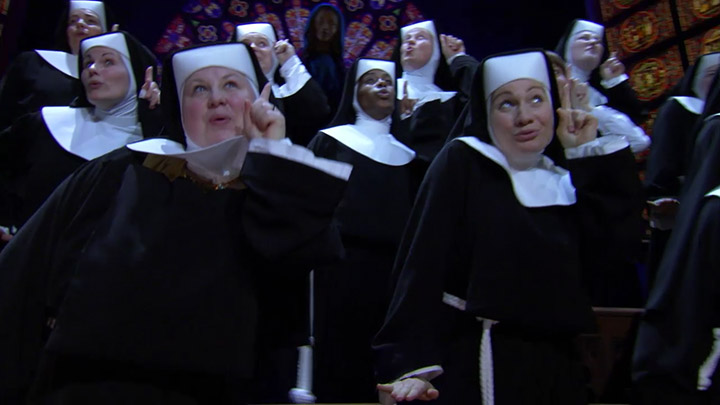 EPK für das Musical SISTER ACT von Stage Entertainment